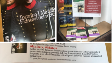 """""""Pericolosamente suppergiù sicuri…presso la Feltrinelli di Torino"""