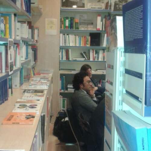 Bari, 07.11.2015 (Libreria Campus) - Pericolosamente sicuri