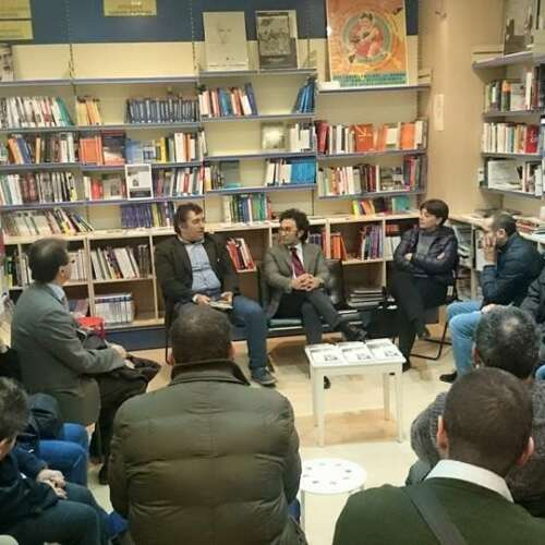 Bari, 06.11.2015 (Libreria Campus) - Pericolosamente sicuri