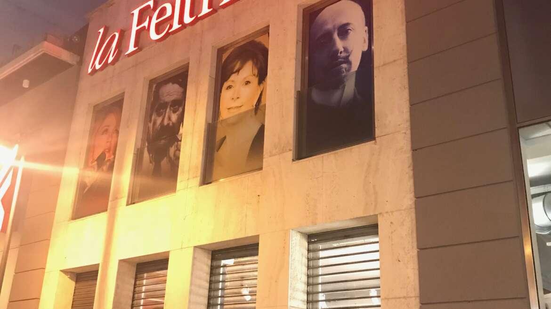 Pericolosamente suppergiù sicuri alla libreria Feltrinelli di Pescara