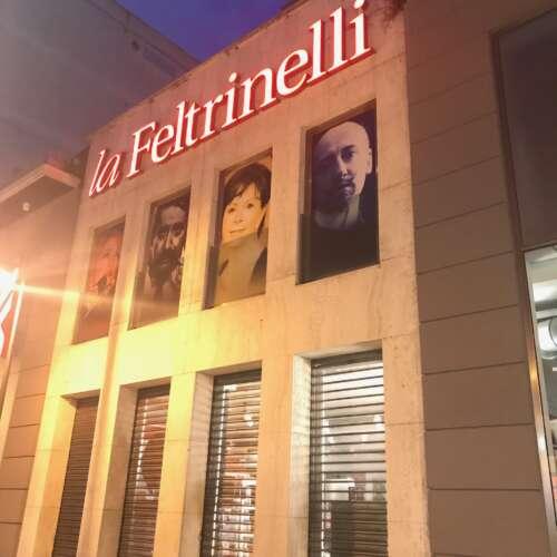 La Feltrinelli - 09.05.2018