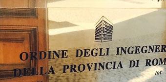 Sicurezza, Giagni a Roma
